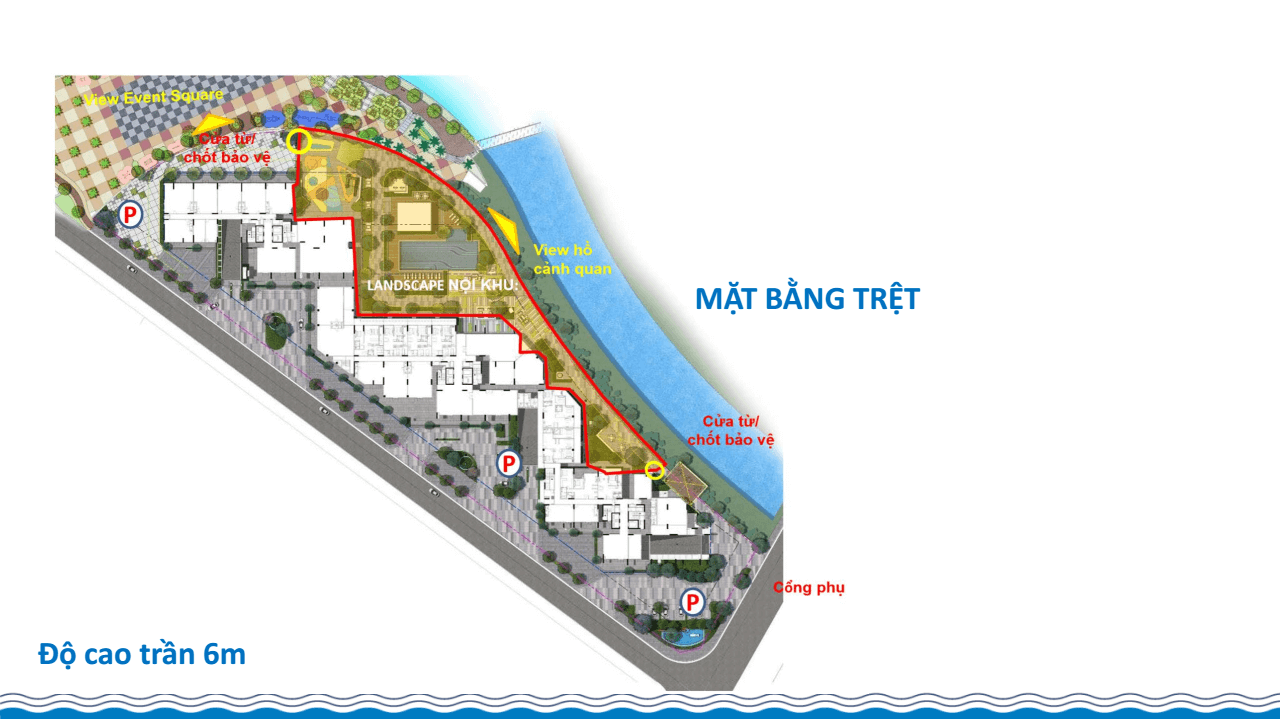 TẦNG TRỆT