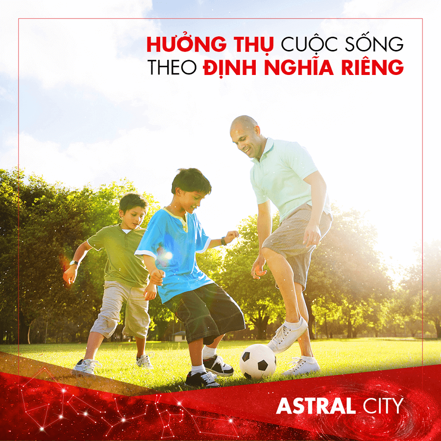 ASTRAL CITY BINH DUONG